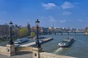 The Pont Neuf And Seine River