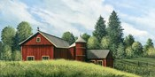 Red Barn Summer 2