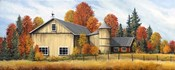 Yellow Barn Fall