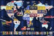 World Map 2016 Augustine