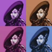 Marlene Dietrich 4Up