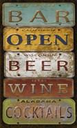 License Plates - Bar