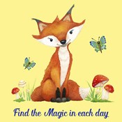 Forest Friends - Fox