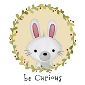 Be Curious Rabbit