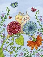 Garden Snail Romance