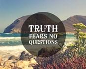 Truth Fears No Questions - Sea Shore