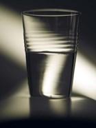 Optimism Half Full Glass