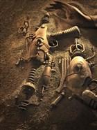 Rayguns On Mars