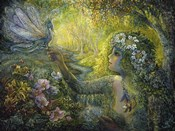 Dryad And The Dragonfly