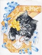 Giftbox Kitten