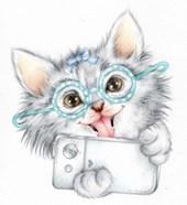 Selfie Kitten