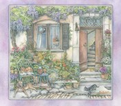 French Village Gardening