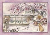Snowy Crabapple