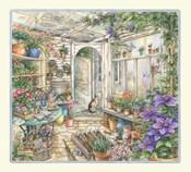 Spring In Garden Room