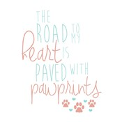 Paved With Pawprints