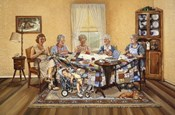 The Quilting Party