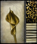 Gold Lily 2