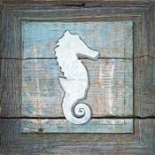Gypsy Sea Blue Framed 2