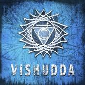 Chakras Yoga Symbol Vishudda