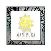 Chakras Yoga Framed Manipura V3