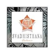 Chakras Yoga Framed Svadhisthana V3