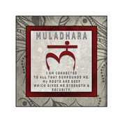 Chakras Yoga Tile Muladhara V4