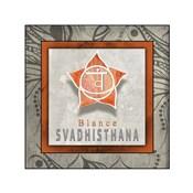 Chakras Yoga Tile Svadhisthana V1