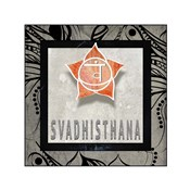 Chakras Yoga Tile Svadhisthana V2