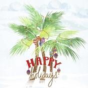Xmas Palm Trees