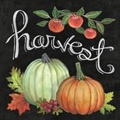 Autumn Harvest IV Square