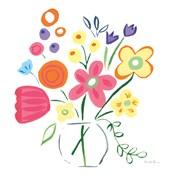 Floral Medley III