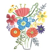 Floral Medley I