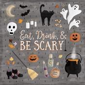 Haunted Halloween I