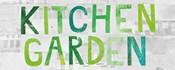 Kitchen Garden Sign I