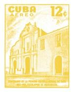 Cuba Stamp VI Bright
