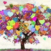 Tree of Love (detail)