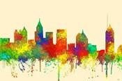 Atlanta Georgia Skyline-SG