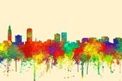 Baton Rouge Louisiana Skyline-SG