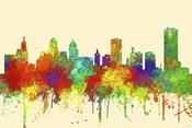 Buffalo New York Skyline-SG