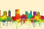 Columbus Ohio Skyline=SG