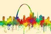 St Louis Missouri Skyline-SG