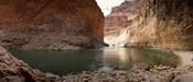 Kayakers in Colorado River, Grand Canyon National Park, Arizona