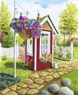 Langley Garden Shed