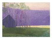 Barn in a Soft Light, 2002