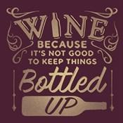 Bottled Up