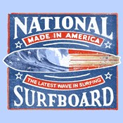 National Surfboard