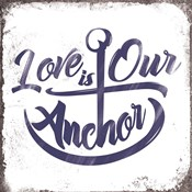 Love is Our Anchor