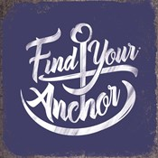 Find Your Anchor