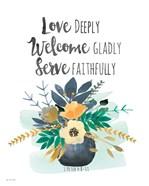 Serve Faithfully