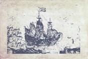 Navy Frigate I